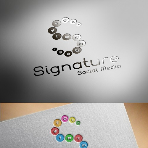 Design finalista por 3441designs