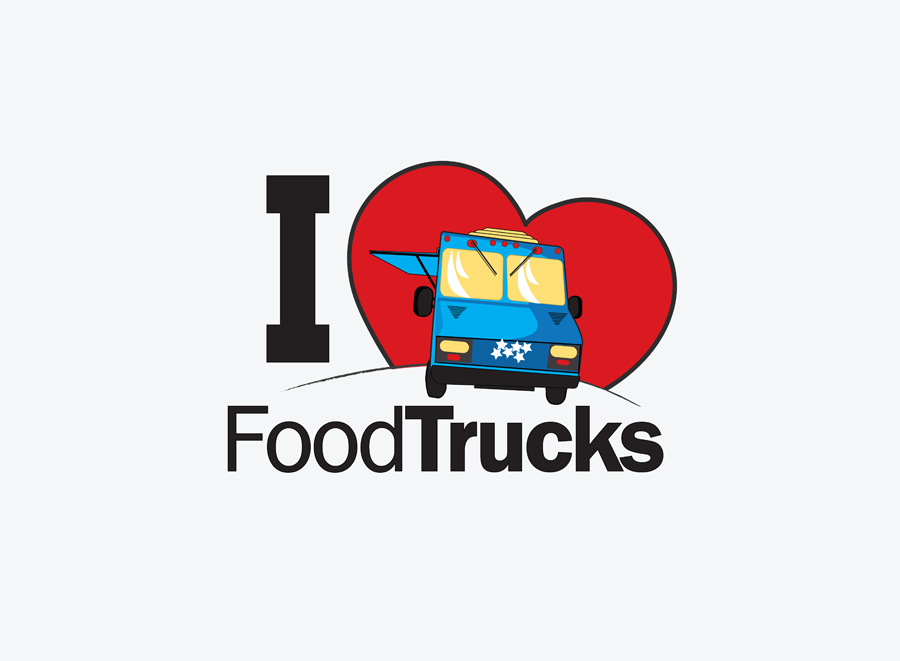 New button or icon wanted for i love food trucks button for Food truck design app