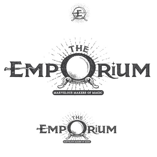 The Emporium - Marvelous Makers of Magic needs your help! Ontwerp door C1k