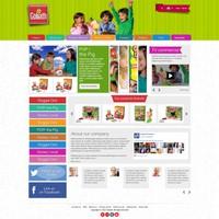 TitanRO game needs a web design | Web page design contest