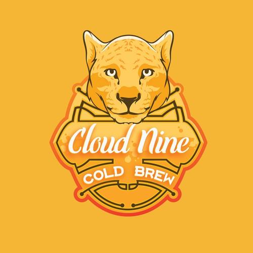 Cloud Nine Cold Brew Contest Design by Kroks