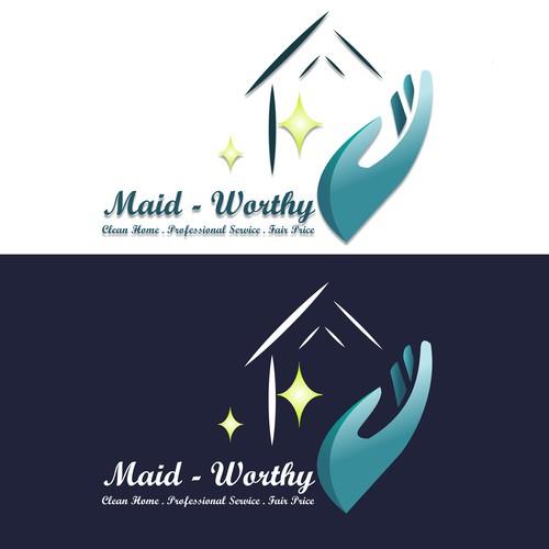 Runner-up design by Maram Sh Design