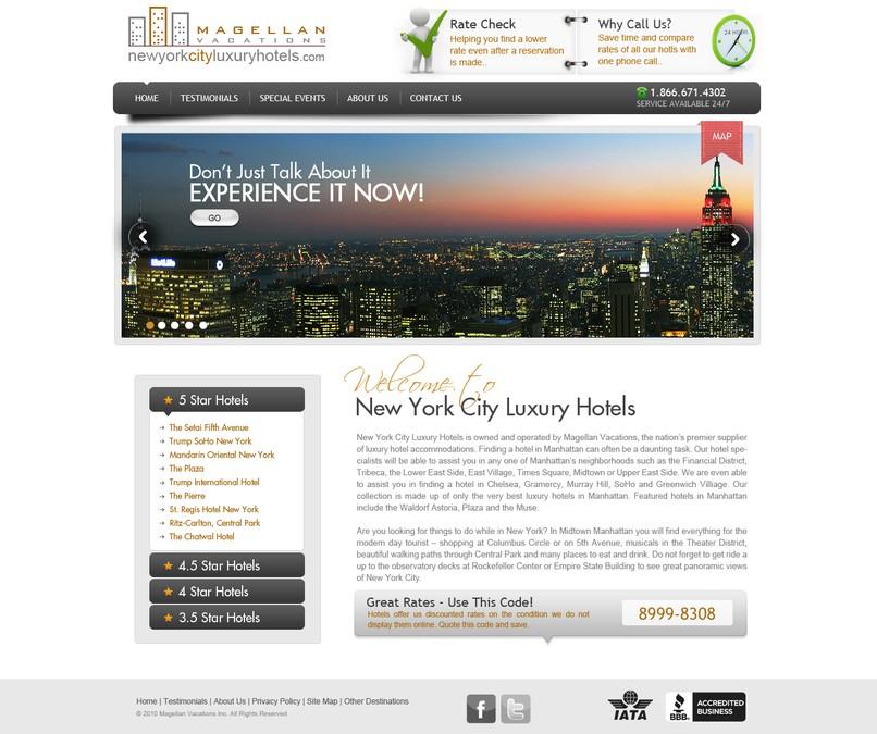 Design vincitore di Web Gateway
