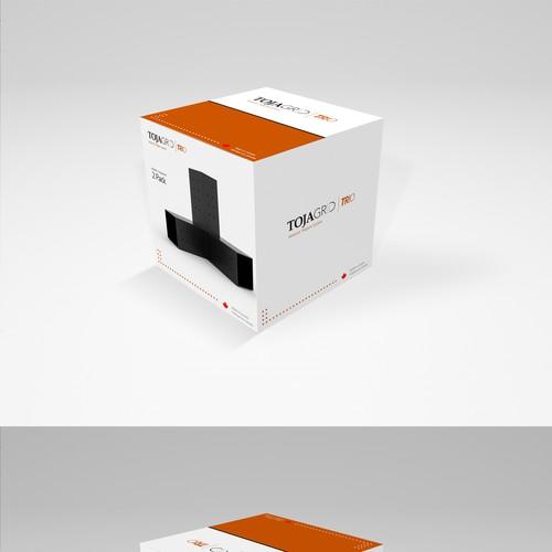 Runner-up design by Khumairart