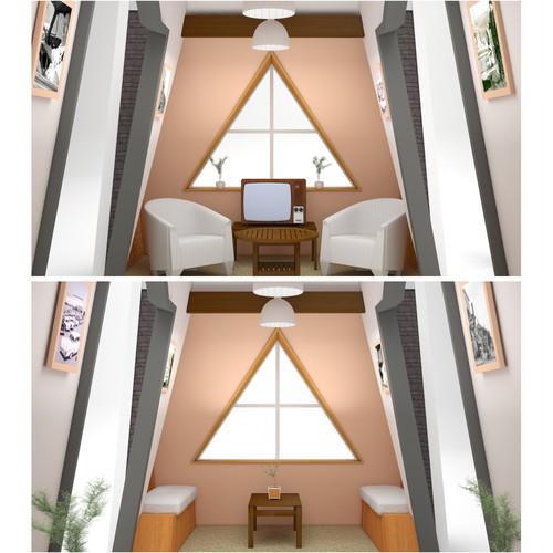 Diseño finalista de R . O . N