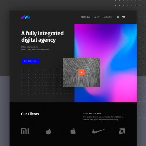 Design finalista por Belozorov