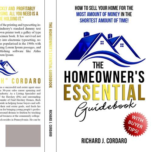 Real Estate Book Cover Design : Seeking fresh standout cover designs for real estate best