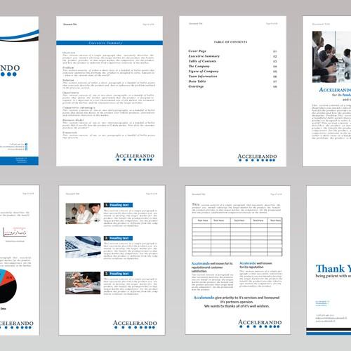 Diseño finalista de Nuhan Enterprise IT