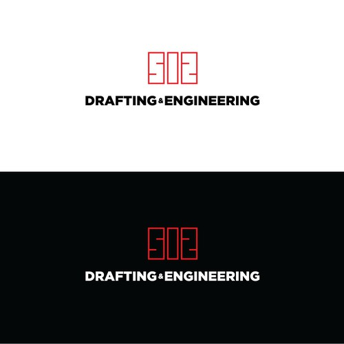 Architectural Drafting And Engineering Company Logo