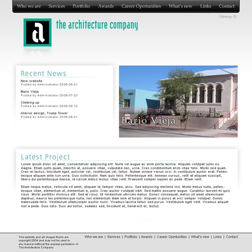 Design finalista por SaturnFirefly