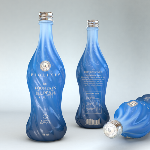 Runner-up design by Han van Oss
