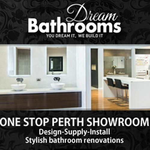 Create Google Display Ads For Perth Bathroom Renovation Company Banner Ad Contest