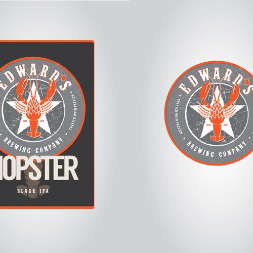 Runner-up design by Higher Graphics