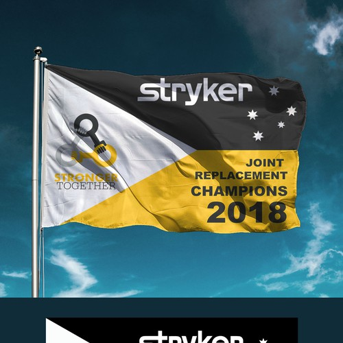 Runner-up design by Xnine