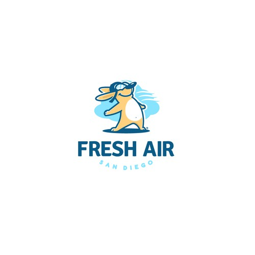 Create A Fun Logo For Fresh Air Duct Cleaning Company