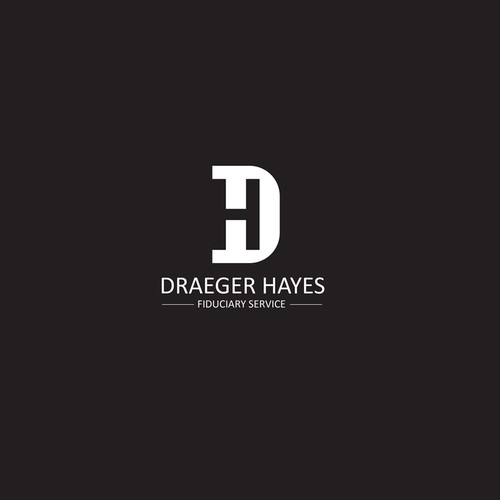 Design a strong, professional logo for Draeger Hayes
