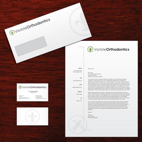 Design finalista por Designbydustin