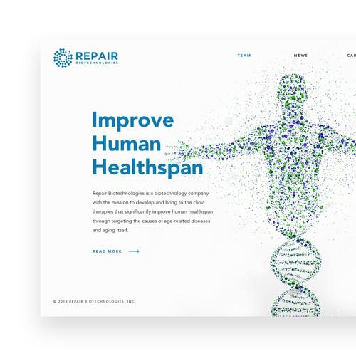 Runner-up design by RAZS
