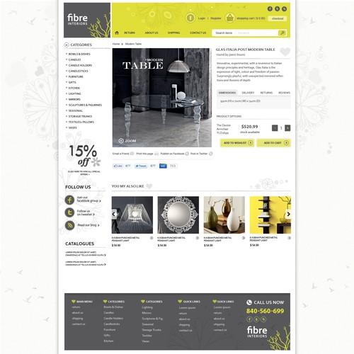 Runner-up design by Balcanic