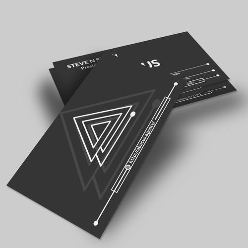 Runner-up design by bipul_design