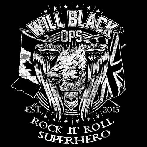 Zweitplatziertes Design von Blackhordes