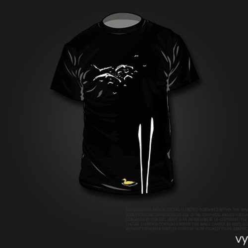 Runner-up design by VYFX.com