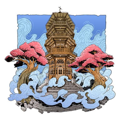 Runner-up design by jaka_mural