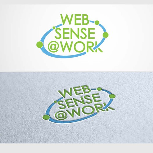 Diseño finalista de LogoSensei