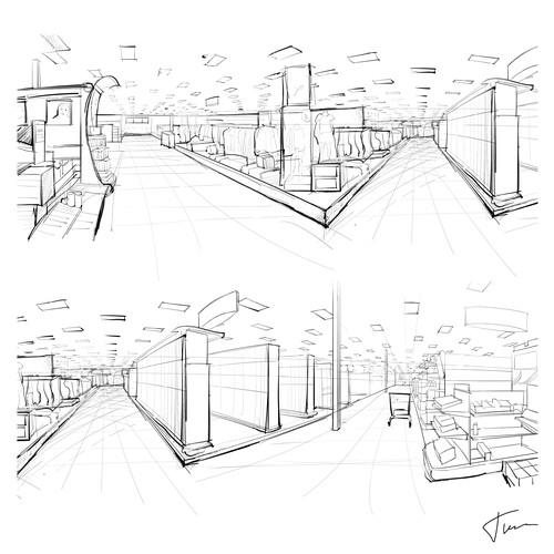 Design finalista por redsparrow