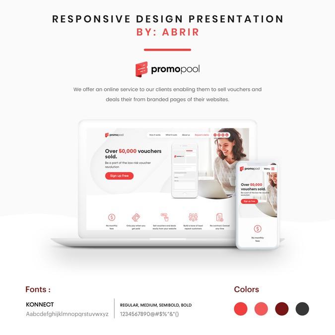 Winning design by ABRIR