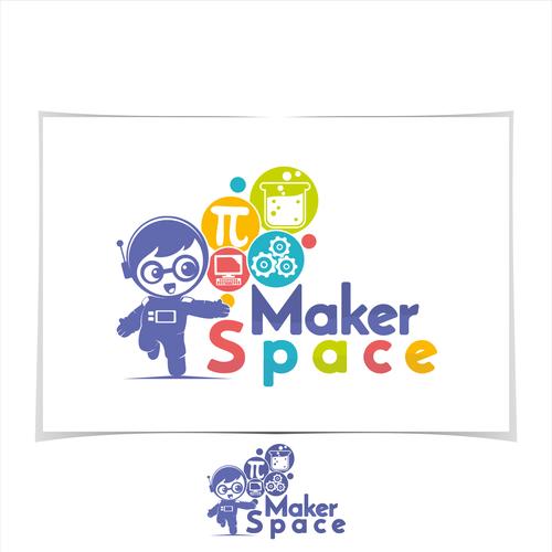 Entwirf ein Logo für unseren MakerSpace! | Logo design contest