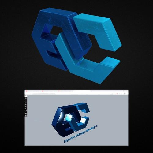 Runner-up design by prvk.ptl