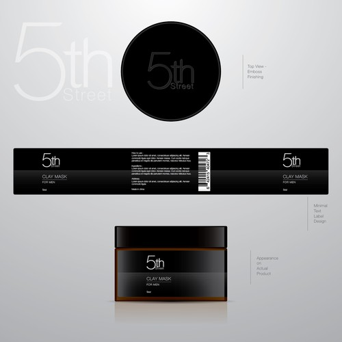 Zweitplatziertes Design von BOONKIAT™
