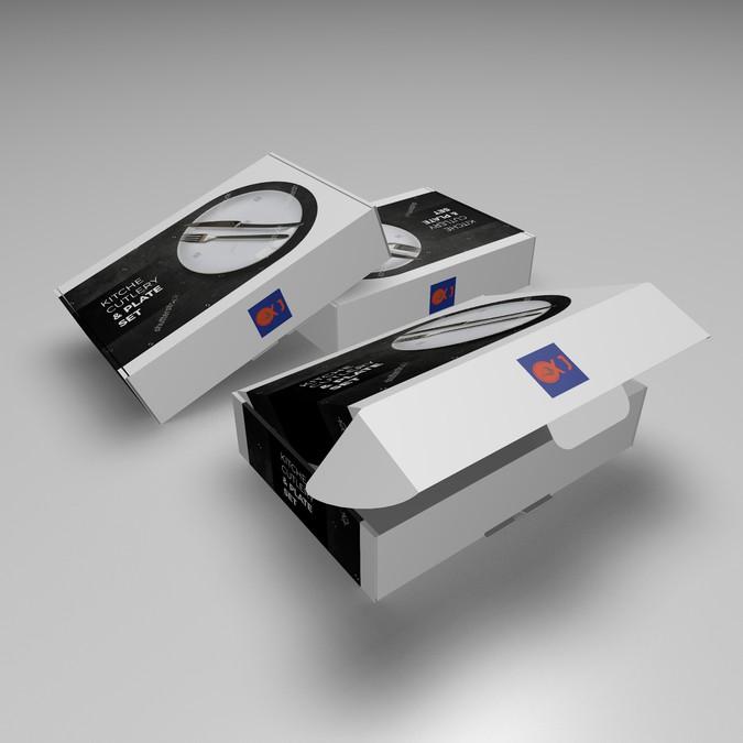 Winning design by Fabian Buisan