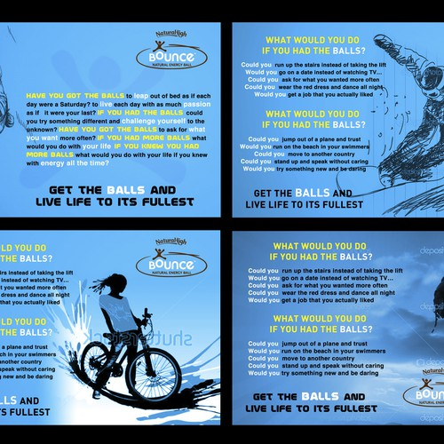 Runner-up design by ZOE Graphics