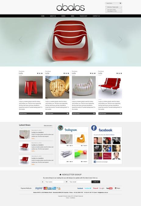 Winning design by Sansin
