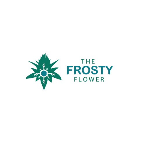 The Frosty Flower Design by veluys