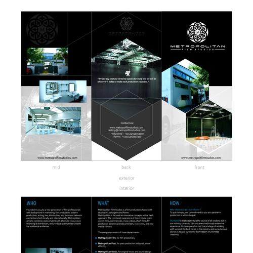 Diseño finalista de Dragos Miler