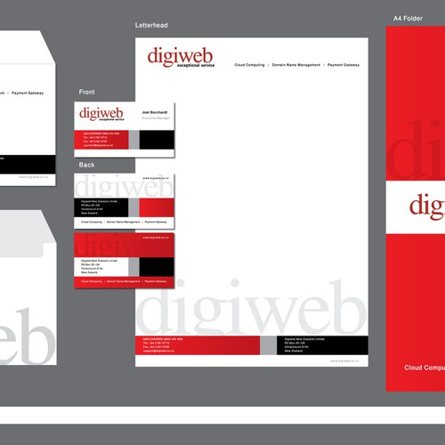 Diseño finalista de MADesigns