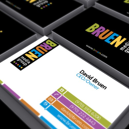 Runner-up design by Delicious Graphics