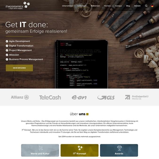Gewinner-Design von Balabek