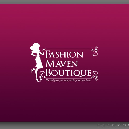 Logo And Business Card For Fashion Maven Boutique Logo Business Card Contest 99designs