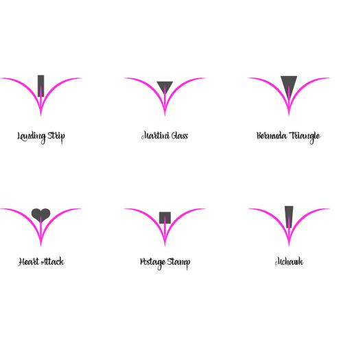 Bikini designs styles