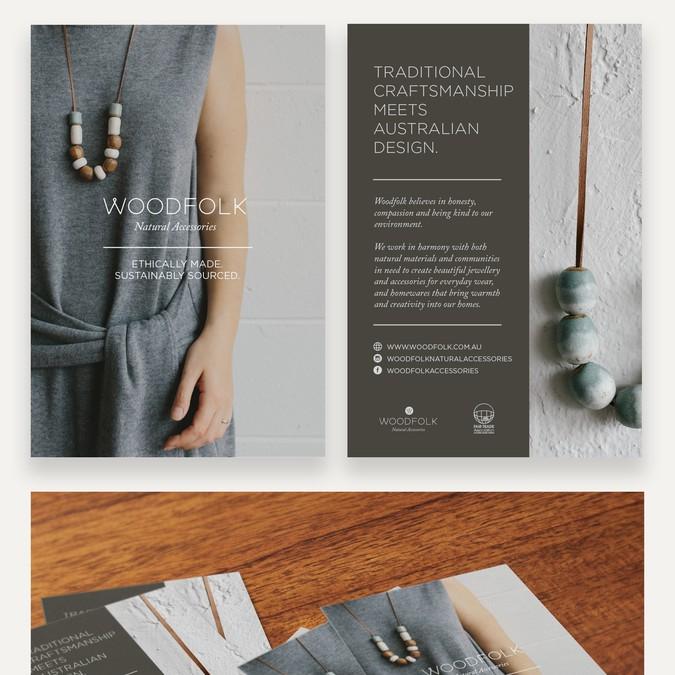 Winning design by Rocio A.