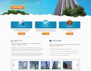 Website design by  intense