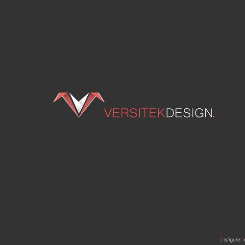 Design finalista por DisfigureDesign.