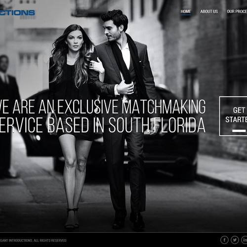 High end matchmaking service for tycoons
