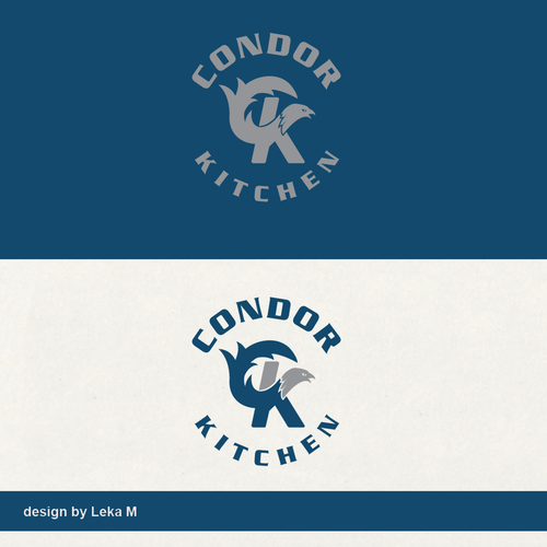 Runner-up design by leka m