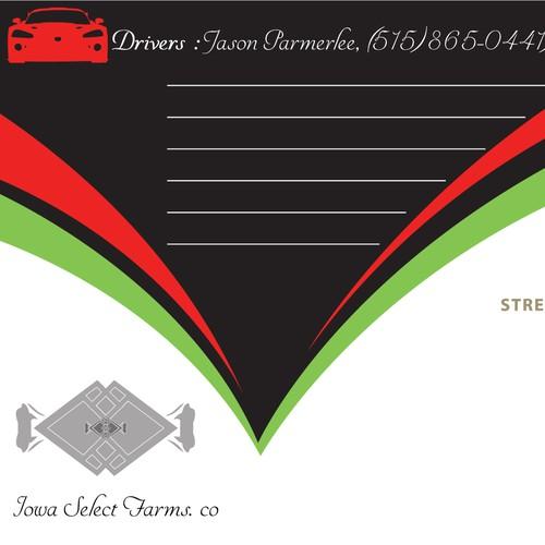Runner-up design by Potentia Vero