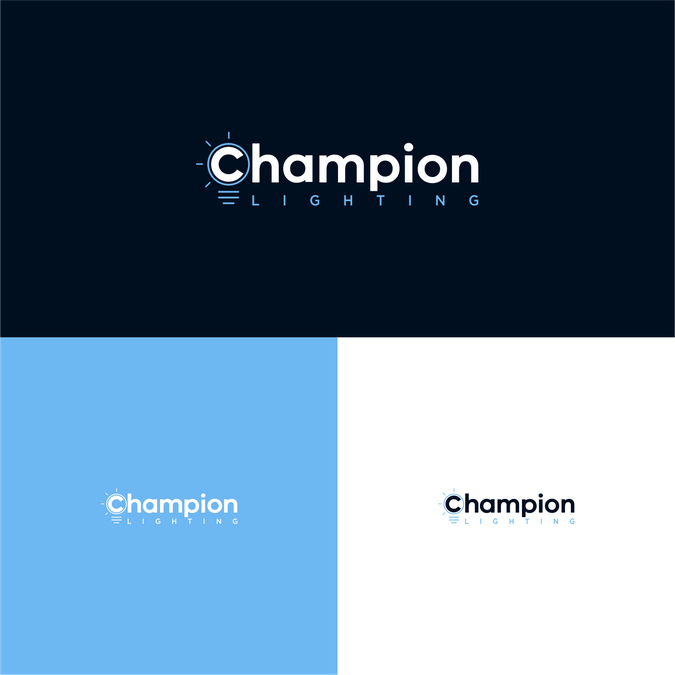 Looking For A Logo Design Champion Lighting